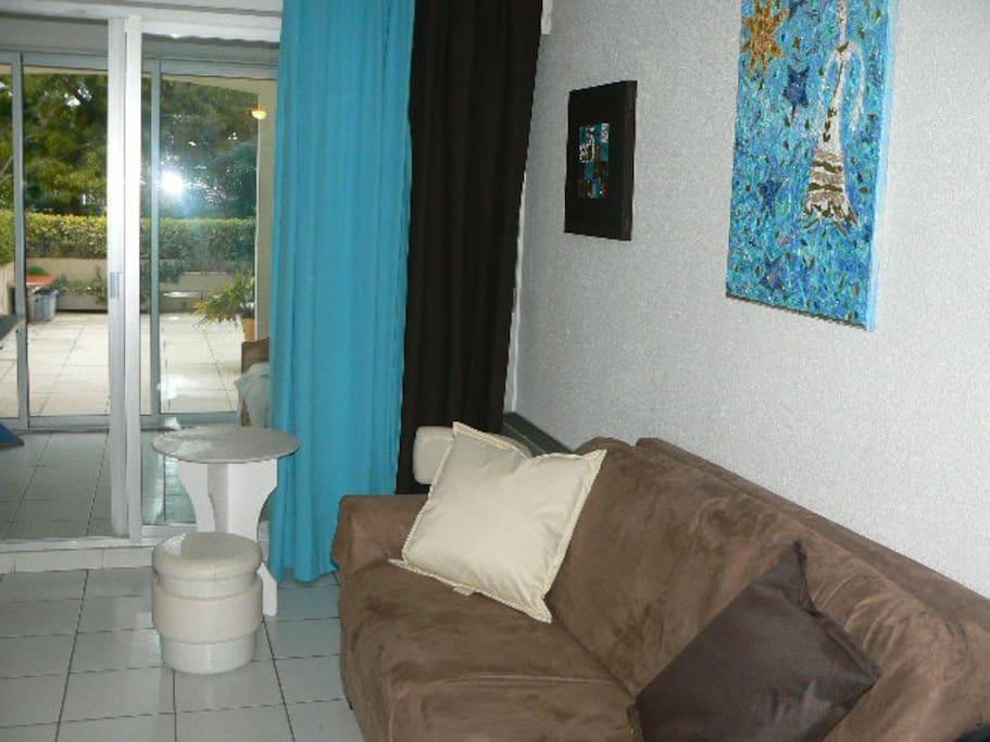 Appartement Cap d'Agde 2/4 pers.
