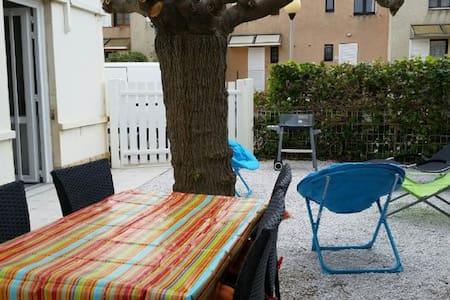 Rue Edouard Herriot - Valras-Plage - Apartment
