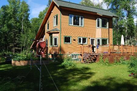 Talkeetna Guest House - Ház