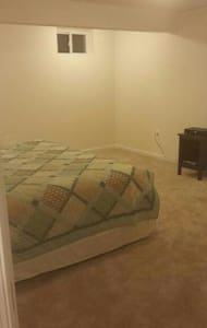 Large Basement Bedroom/Ensuite Bath - Brandywine - House