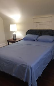 Austere Queen Size Bed with Basics 308 - Upper Darby - Haus