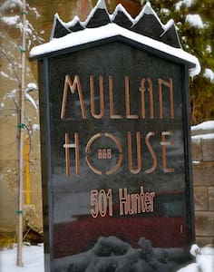 Lumberjack Room/ Mullan House BNB - Mullan - Bed & Breakfast