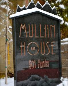 Silver Mine Room / Mullan House BNB - Mullan - Bed & Breakfast