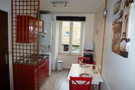 furnished flat in Cherbourg center  - Wohnung