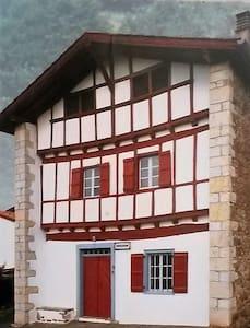 Maison ancienne Errekattoa - OSSèS - Dům