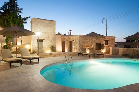 New Traditional Village Apartments - Drouseia, Paphos,