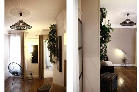 Charmant studio à Montmartre