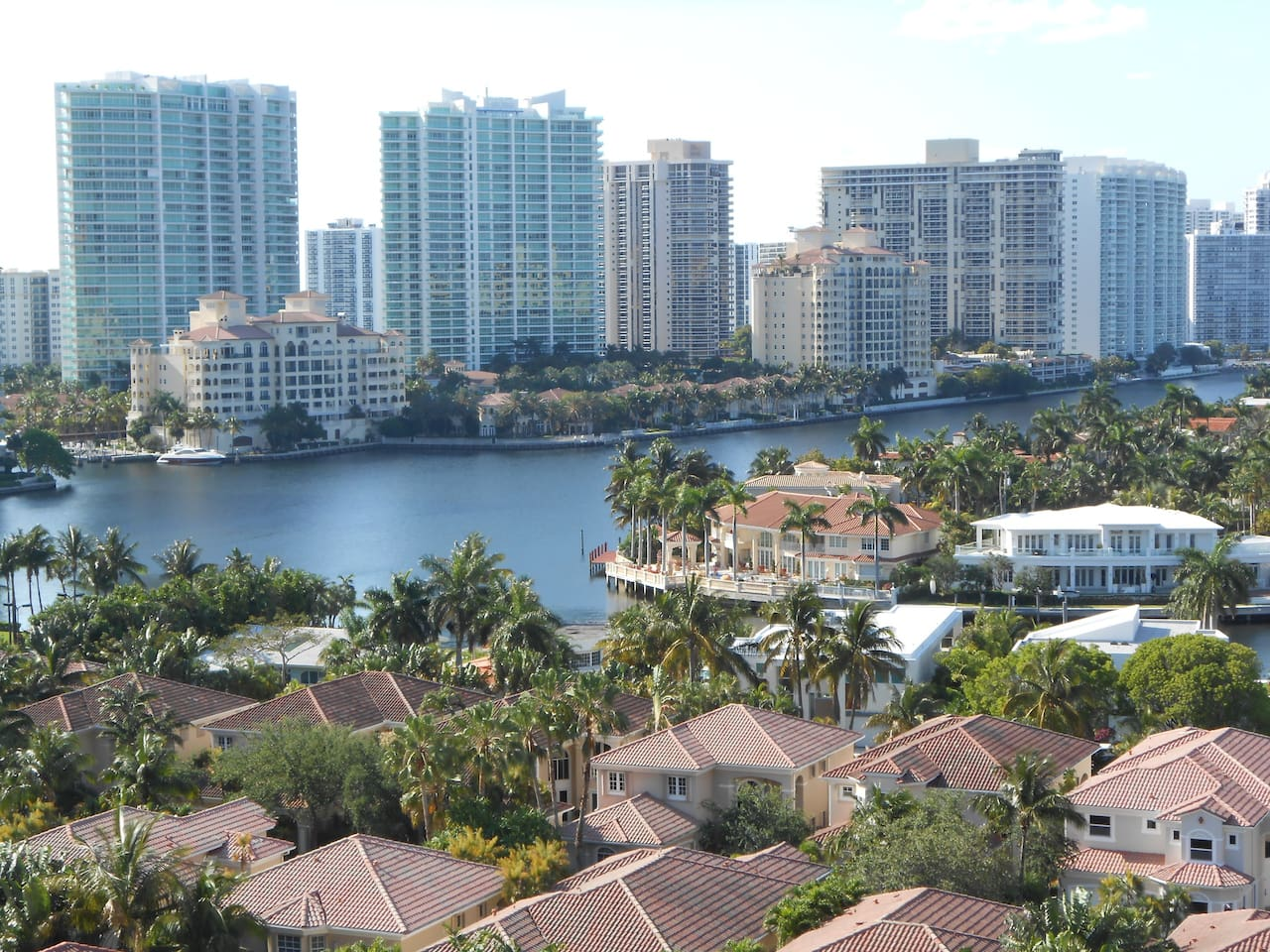 Vista de la intracoastal / Intracoastal View