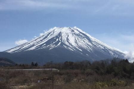 Mt Fuji guest house ROOM B - Fujikawaguchiko-machi - Pension