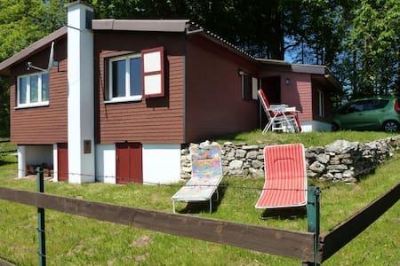 Very nice Swiss Chalet in Jura - Lajoux - House