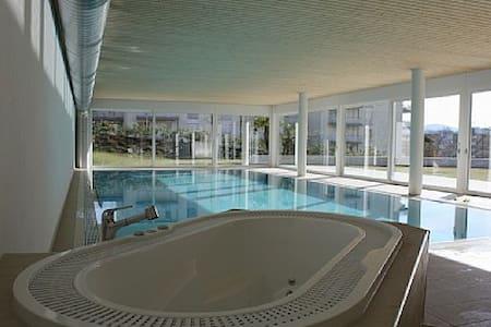Apartment: indoor pool and gardens - Apartmen