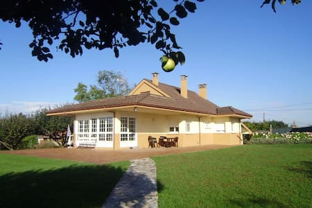 Country House in Mareo-Gijón