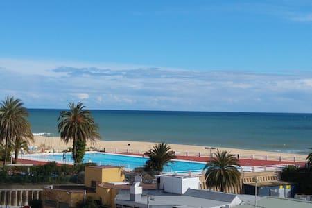 Disfruta el Mar Mediterráneo y Barcelona. - El Masnou - Annat