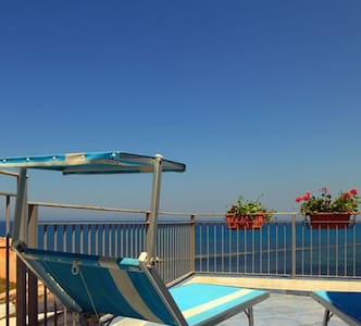 Suite Didone sea view terrace. - Trapani - Wohnung