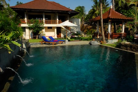 Villa Tunjung a haven of relaxation