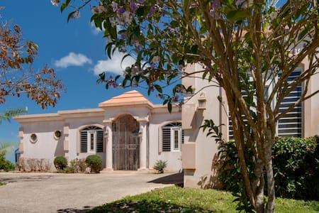 Utuado-Casa Cielo (Sleeps1-9) Wi-Fi