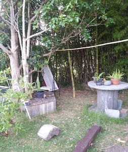 Couch available for travelers - Waitara - Haus