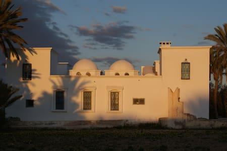 Nat-ur-laub in djerbischem Landhaus - Midoun Djerba - Bed & Breakfast