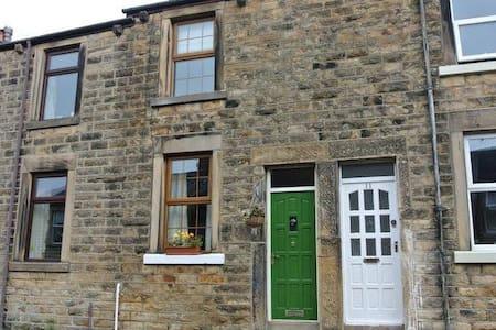 Cute terrace house in Lancaster - Casa