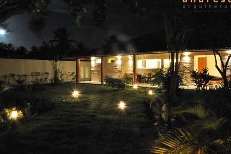 Private room in beach villa