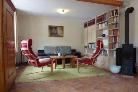 Ferienwohnung Haus am Singberg  - Ramsthal