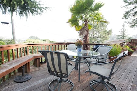 Beautiful cottage in Mill Valley - Mill Valley - Pis