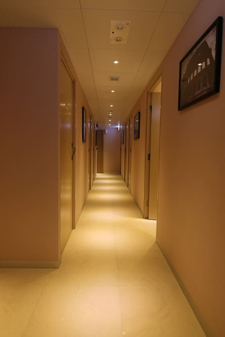 標準大床房(約 1.3米床)