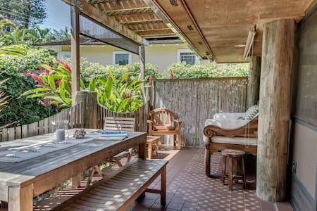 1 Bdrm Garden Cottage in Lahaina #1 - Leilighet