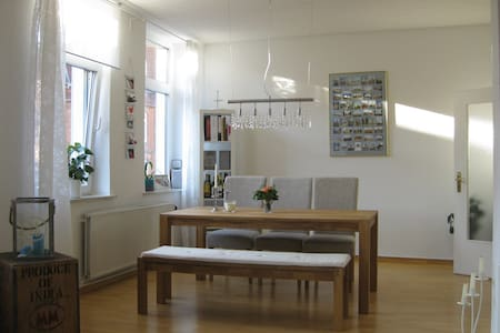 Private Room in Hanover-Linden - Hanover - Apartment