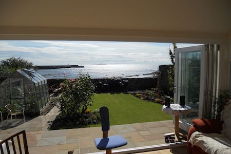 Coast cot. Near St.Andrews Scotland - Bed & Breakfast