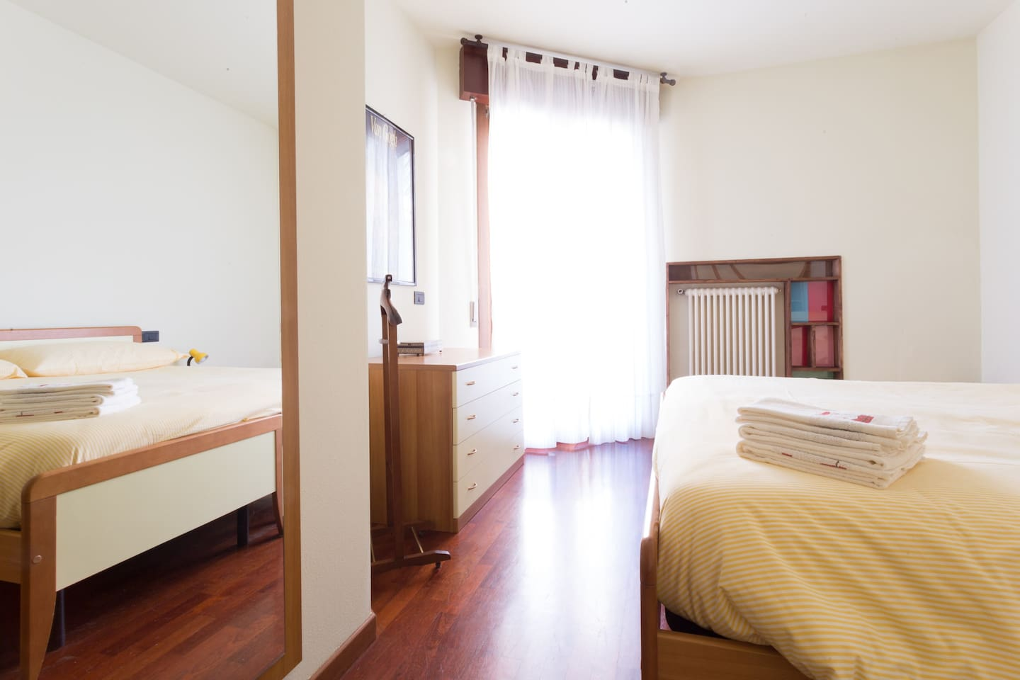 New central apartment in Padua