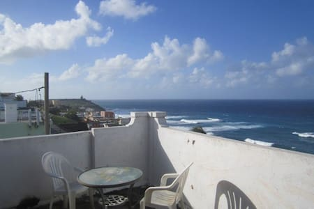 OCEAN VIEW PENT/H  10% OFF 4 SEPT & OCT BOOKINGS - San Juan - Wohnung
