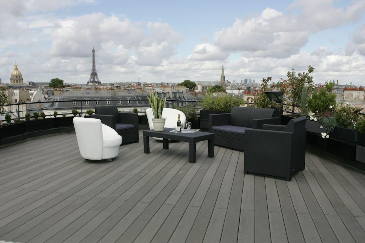 Apartment PARIS MON AMOUR