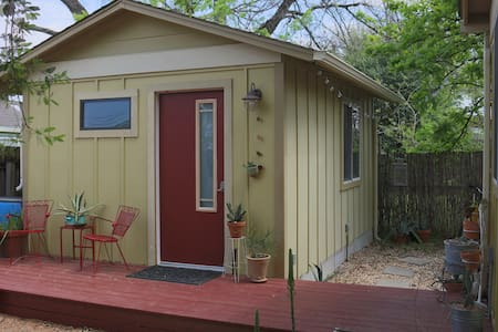 Eastside Private Studio + Bike - Austin - House