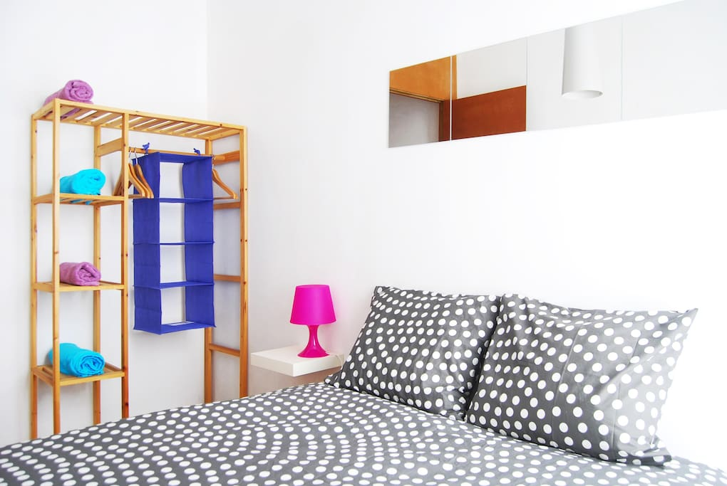 Doble Room (Private balcony)