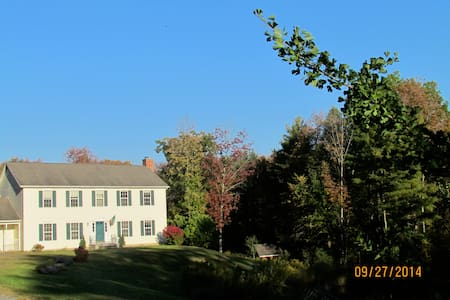 Beautiful Catskill getaway - North Blenheim - Hus