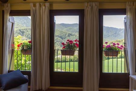 Old renewed house in Pyrenees  - Puyarruego - Casa