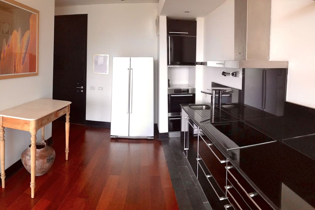 Great Loft in W Residences Santiago