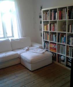 Beautiful home for rent! - Frederiksberg/Nørrebro - Apartment