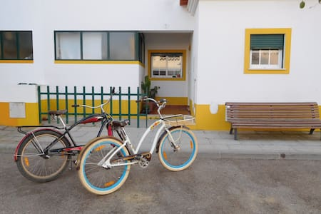 4B's - B&B Birds & Bicycles - Castro Verde - Huis