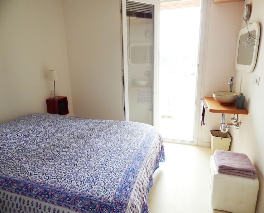 NEW! Room in B&B Port-Vendres