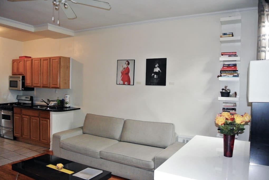 Amazing One Bedroom Apt In Chelsea