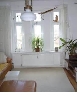 Idylle in Schwerin mit Seeluft - Apartemen