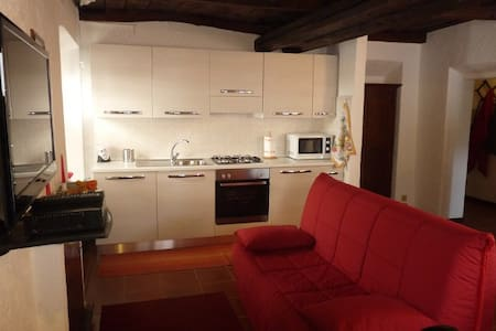 Lake Orta Apartment Cusius +parking - Orta San Giulio
