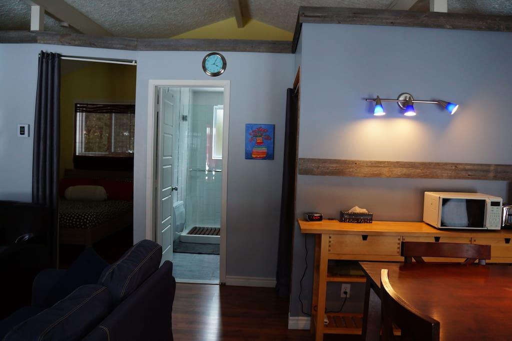 chambres avec rideaux