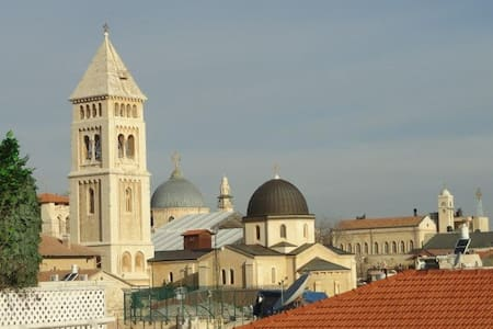 Old Jerusalem cozy vacation rental - Jerusalem - Leilighet