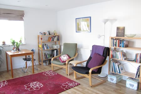LIGHT SPACIOUS FALMOUTH TOWN FLAT - Falmouth - Pis