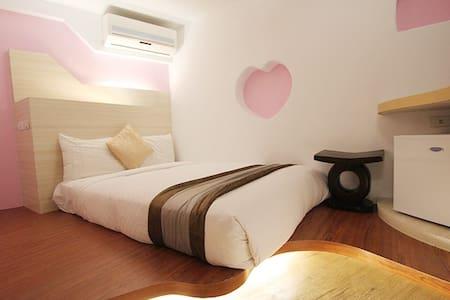 墾丁旅店-STANDARD DOUBLE BED PRIVAT-301 - Lakás