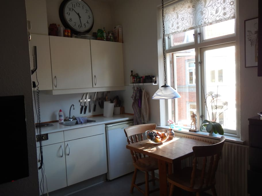 Nice apartment in Central Odense!