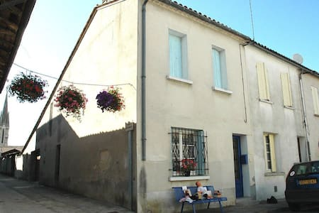 Village house - weekly rent  - Miramont-de-Guyenne - Casa